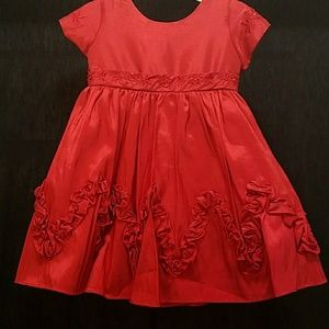 Other - girls red dresses